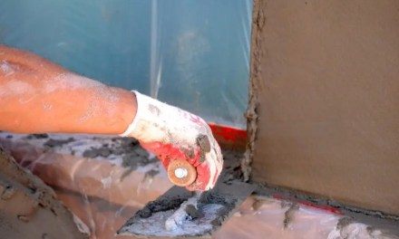 How are stucco tapes tested?
