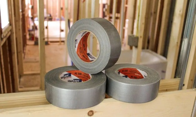 Why can't I use general purpose duct tape on HVAC ductwork?
