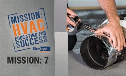 Mission: HVAC 2017 – Challenge 7: Measuring Efficiency