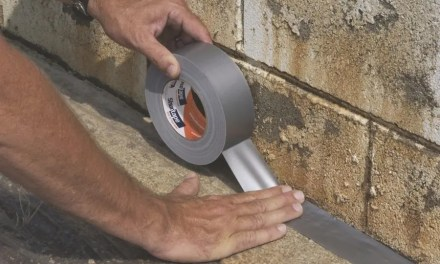 "What is ""co-extruded"" duct tape?"