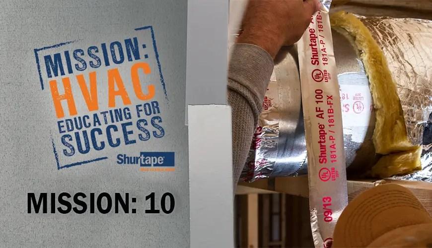 Mission: HVAC 2018 – Mission 10: Year's End