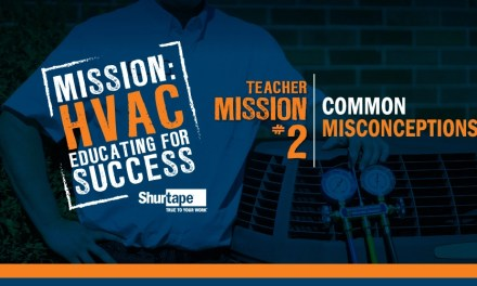 Mission: HVAC 2019 Educator – Mission Two: Common Misconceptions