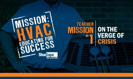 Mission: HVAC 2019 Educator – Mission One: On the Verge of Crisis