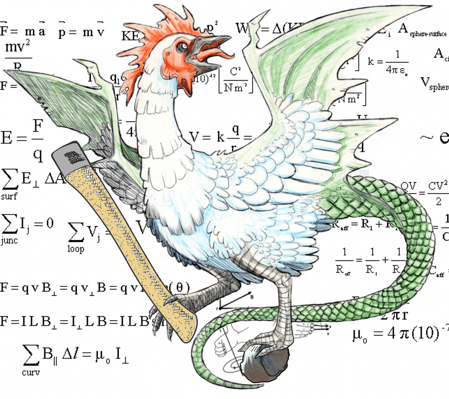 Stat Chug: The Statistical Anatomy of the Rooster-Dragon
