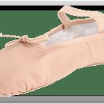 framed ballet shoe