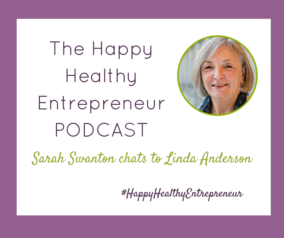 Linda Anderson Happy Healthy Entrepreneur Podcast