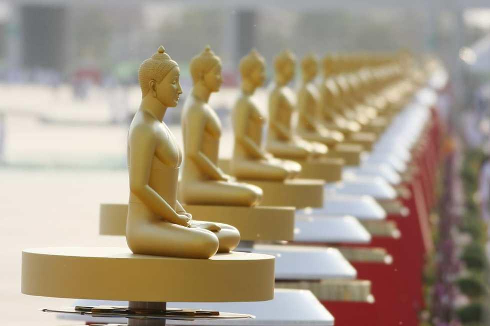 Buddhas and self doubt