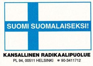 KRP_Suomi-suomalaiseksi