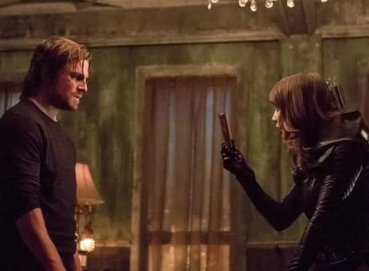 Arrow 5x12 legendado 'Bratva': Oliver não deveria ter voltado