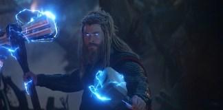 O que aconteceu com Thor em Os vingadores 4 Ultimato?