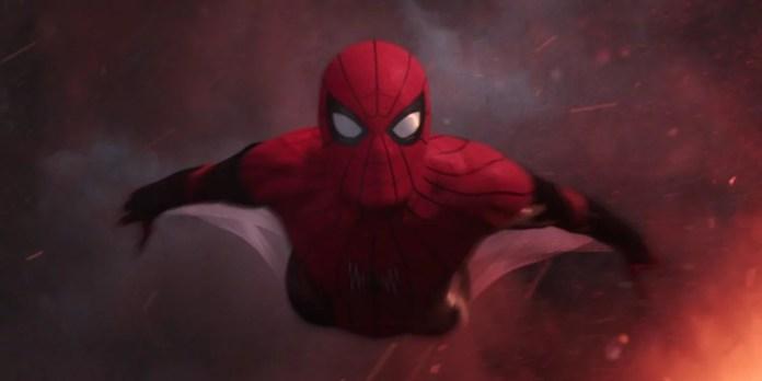 O novo trailer do Homem-Aranha: Longe de Casa foi anexado às exibições dos Vingadores 4 Ultimato