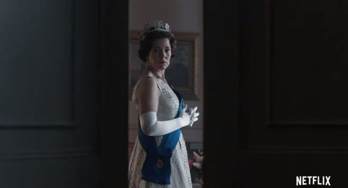 The Crown terceira temporada
