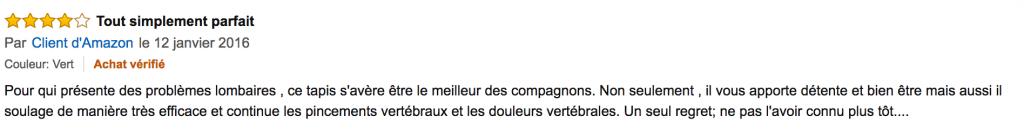Cruralgie Lefficacit Du Tapis Dacupression Est Relle