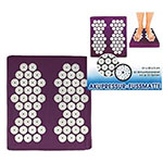 tapis pied acupression
