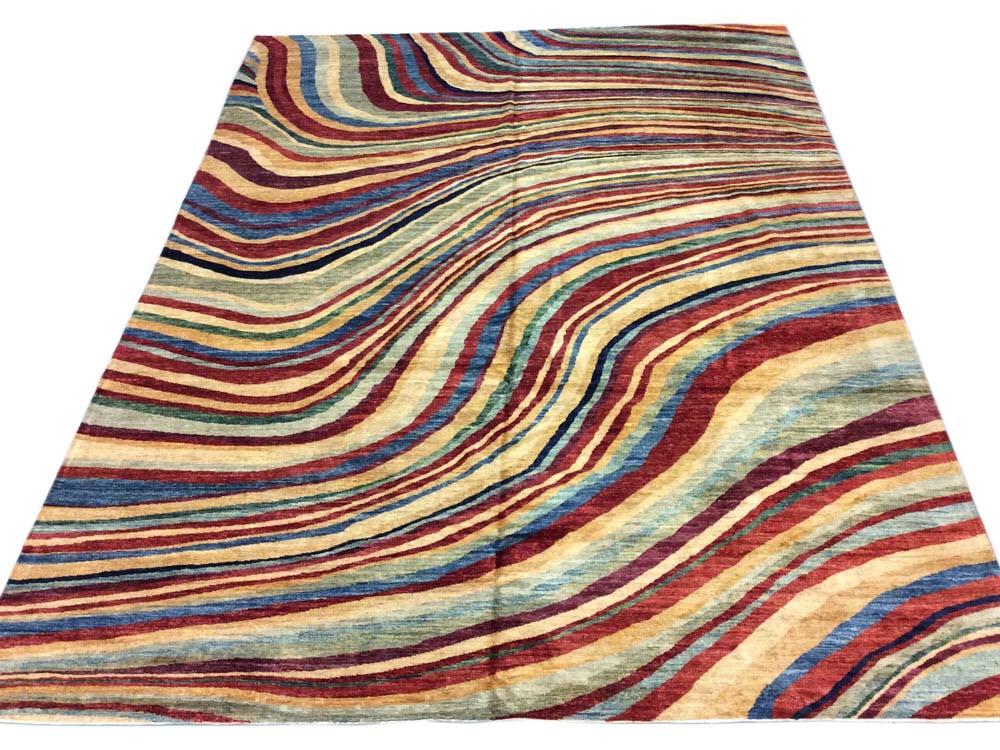 https www tapis bouznah fr produit tapis moderne grande taille multicolore