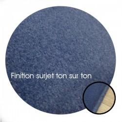 tapis 130 cm tapis rond design