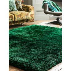 tapis shaggy a poils longs pas cher