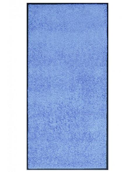 tapis prestige d interieur bleu ciel rectangulaire 120x240cm