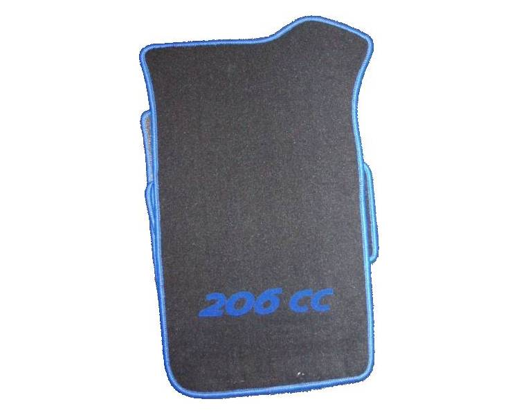 https www tapis deluxe com de 3688 autoteppiche logo peugeot 206 cc html