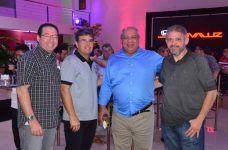 Desmontieux Linhares, Alberto Mendonça, Alfredo e André Rocha