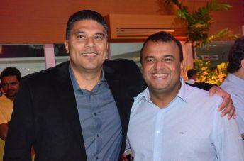 Estênio Tibério e Oduenavi Ribeiro e