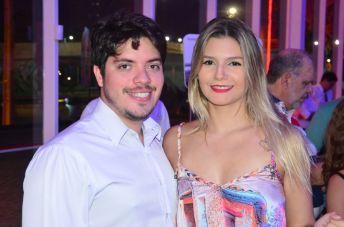 Luís Gonzaga e Ana Patrícia Lima
