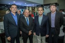 Alexandre Pereira, Andre Montenegro, Germano Bechior e Edgar Gadelha