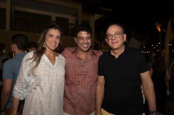 Beatriz e Ronaldo Otoch, Sergio Fiuza