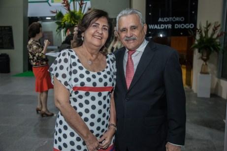 Conceição e Emanuel Capistrano