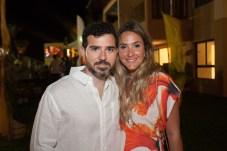 Felipe Campos e Camila Lima