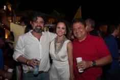 Jorge Pinheiro, Sara Parente e Ocivaldo Fernandes