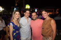 Juliana e Jhonatas Magalhaes, Igor Carvalho e Georgia Gadelha