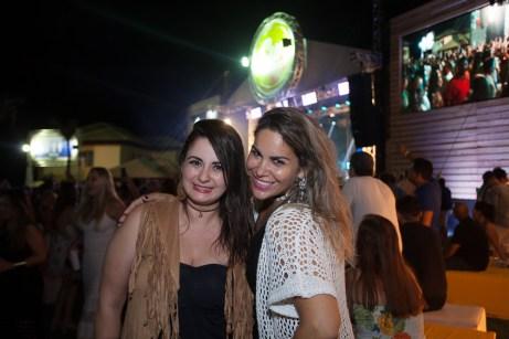 Karina Rodrigues e Paula Maia