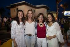 Liliana Farias, Monica Studart, Lucia Wolf e Giana Studart