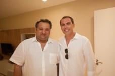 Patriolino Dias e Carlos Fiuza_