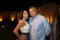 Thalita Ribeiro e George Regis