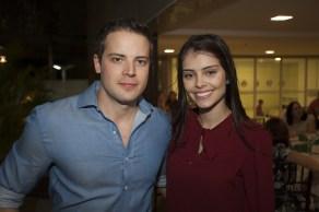 Bernardo e Rafaela Sandrin