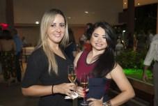 Livia Menezes e Moara Oliveira