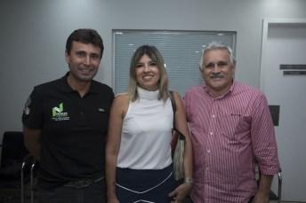 Marcos Novaes, e Emanuel Capistrano