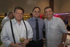 Savio Camilo, Carlos Eduardo Teixeira e Ricardo Bezerra