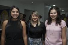 Suiane Melo, Debora Marques e Daiana Godoi