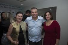 Vera, Ricardo e Luciana Bezerra_