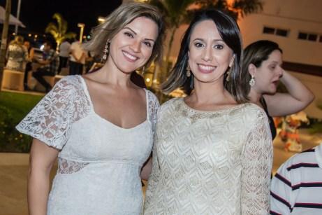 Tammy Teixeira e Juliana Vilas Boas