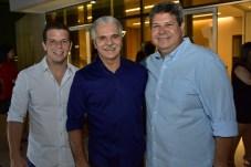 Andre Rolim,Pio Rodrigues e Bob Santos