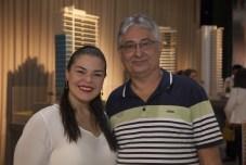 Carolina Barbosa e Wagner Esteves