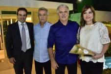 Drauzio Barros Leal, Cloves Rolim, Pio Rodrigues e Pretinha Rolim