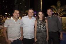 Jhonatas Costa, Ricardo Bezerra, Renata Santos e_
