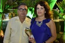 Marcos Melo e Rebeca Nimela