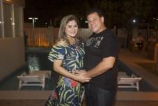 Maria Oliveira e Reginaldo Costa