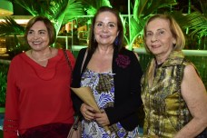 Mariza Rolim, Ester Wenner e Maruzia Carvalho